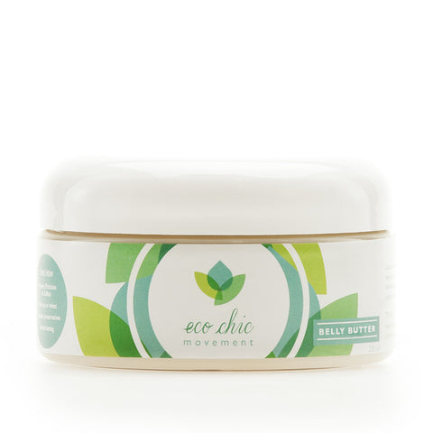 Eco Chic Movement Natural Belly Butter