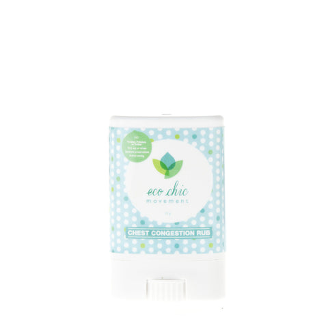 Eco Chic Movement Chest Congestion Rub