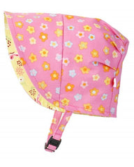 Flower Patch / 6-12 Months, Snug as a Bug Bonnets, www.bellylaughs.ca