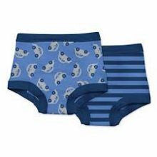 Green Sprouts Training Pants 2 Pack 18M / Blue - Belly Laughs - A Children's & Maternity Boutique - Canada - 3
