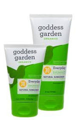 Goddess Garden Natural SPF 30 Sunscreen