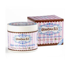 Grandma El's Diaper Rash Remedy and Prevention Cream 3.75oz Tub - Belly Laughs - A Children's & Maternity Boutique - Canada - 1