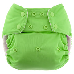 Kiwi, Blueberry One Size Simplex All-In-One Diaper, www.bellylaughs.ca
