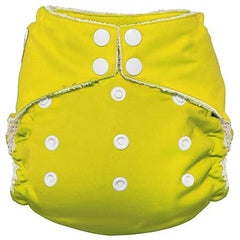 Imagine All in One Bamboo Diaper Marigold - Belly Laughs - A Children's & Maternity Boutique - Canada - 10
