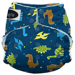 Imagine All in One Bamboo Diaper  - Belly Laughs - A Children's & Maternity Boutique - Canada - 7