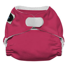 Imagine Newborn All-In-One Diaper Raspberry - Belly Laughs - A Children's & Maternity Boutique - Canada - 3