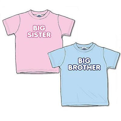 Big Brother / Sister T-Shirts