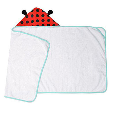 JJ Cole Little Hooded Towel