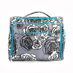 Ju-Ju-Be BFF Diaper Bag Charcoal Rose - Belly Laughs - A Children's & Maternity Boutique - Canada - 4