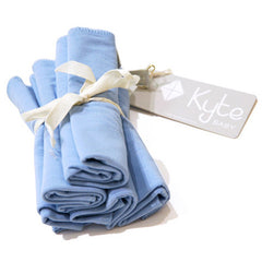 Sky, Kyte Baby Washcloths 5-Pack, www.bellylaughs.ca