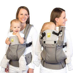 Stone, LILLEbaby All Seasons Baby Carrier, www.bellylaughs.ca