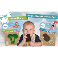 AppeTEETHERS Teething Toy - Belly Laughs - Maternity, Baby and Kids Store Canada