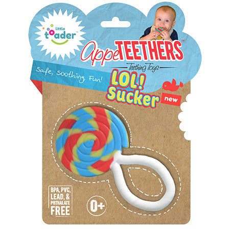 AppeTEETHERS Teething Toy