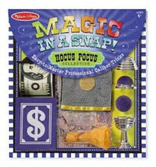 , Melissa & Doug Magic in a Snap Hocus-Pocus Collection, www.bellylaughs.ca