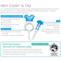 MAM Mini Cooler and Clip  - Belly Laughs - A Children's & Maternity Boutique - Canada - 4