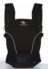 Manduca Baby and Toddler Carrier Black - Belly Laughs - A Children's & Maternity Boutique - Canada - 1