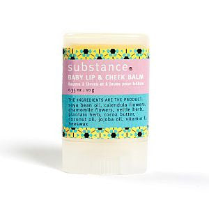 Substance Baby Lip & Cheek Balm  - Belly Laughs - A Children's & Maternity Boutique - Canada