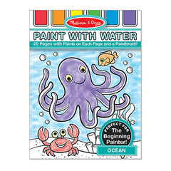 Ocean, Melissa & Doug Paint With Water Pads, www.bellylaughs.ca