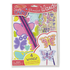 Melissa & Doug Simply Crafty - Whimsical Butterfly Wands  - Belly Laughs - A Children's & Maternity Boutique - Canada - 2
