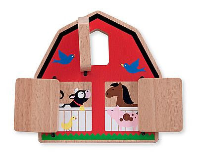 Melissa & Doug Peek-a-Boo Barn  - Belly Laughs - A Children's & Maternity Boutique - Canada