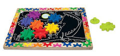 Melissa & Doug Switch & Spin Magnetic Gear Board  - Belly Laughs - A Children's & Maternity Boutique - Canada - 2