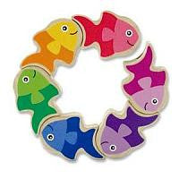 Melissa & Doug Friendly Fish