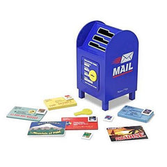 Melissa & Doug Stamp & Sort Mailbox  - Belly Laughs - A Children's & Maternity Boutique - Canada