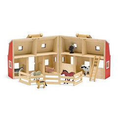 Melissa & Doug Fold & Go Barn  - Belly Laughs - A Children's & Maternity Boutique - Canada - 2