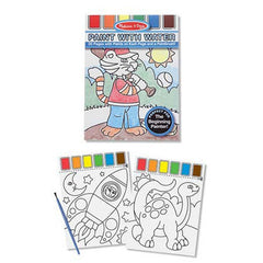 , Melissa & Doug Paint With Water Pads, www.bellylaughs.ca