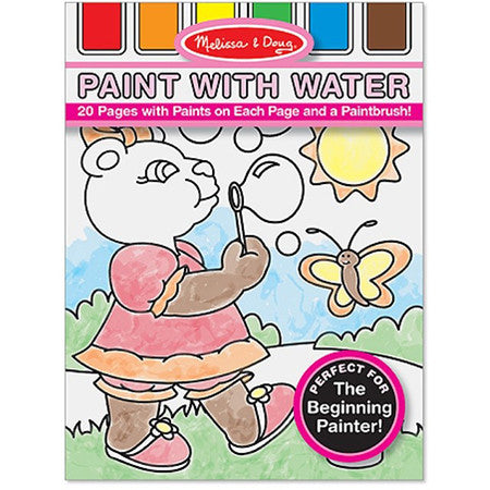 Melissa & Doug Paint With Water Pads