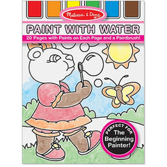 Bear, Melissa & Doug Paint With Water Pads, www.bellylaughs.ca