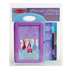 Melissa & Doug Design Activity Kit Princess - Belly Laughs - A Children's & Maternity Boutique - Canada - 2