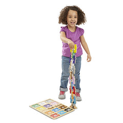 , Melissa & Doug Stacking Chunky Puzzle, www.bellylaughs.ca