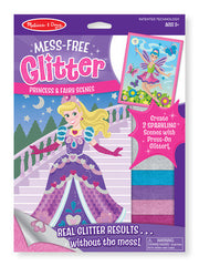 Princess and Fairy, Melissa & Doug Mess-Free Glitter Foam Stickers, www.bellylaughs.ca