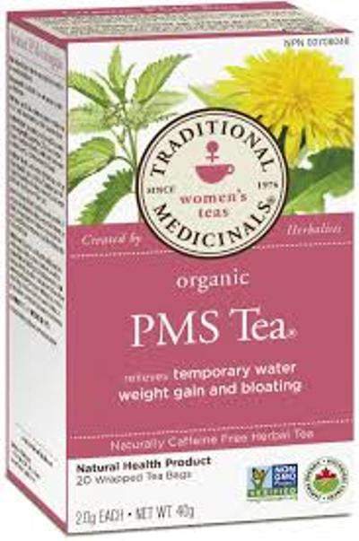 Traditional Medicinals Organic PMS Tea  - Belly Laughs - A Children's & Maternity Boutique - Canada