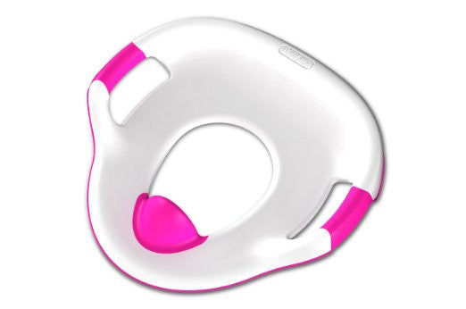 Pink 2pk, Soft Grip Potty Seat, www.bellylaughs.ca