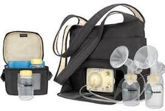 Medela Pump in Style Advanced Shoulder Bag - Belly Laughs - A Children's & Maternity Boutique - Canada - 3