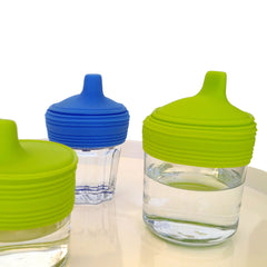 , Siliskin Sippy Top 2 Pack, www.bellylaughs.ca