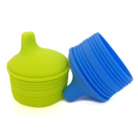 Siliskin Sippy Top 2 Pack