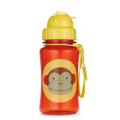 Skip Hop Zoo Straw Bottle  - Belly Laughs - A Children's & Maternity Boutique - Canada - 6