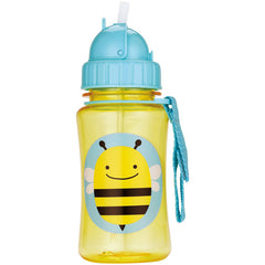 Skip Hop Zoo Straw Bottle  - Belly Laughs - A Children's & Maternity Boutique - Canada - 4