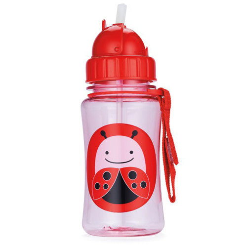Skip Hop Zoo Straw Bottle  - Belly Laughs - A Children's & Maternity Boutique - Canada - 1