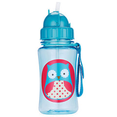 Skip Hop Zoo Straw Bottle  - Belly Laughs - A Children's & Maternity Boutique - Canada - 5