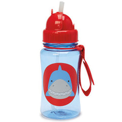 Skip Hop Zoo Straw Bottle  - Belly Laughs - A Children's & Maternity Boutique - Canada - 2