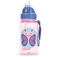 Skip Hop Zoo Straw Bottle  - Belly Laughs - A Children's & Maternity Boutique - Canada - 12