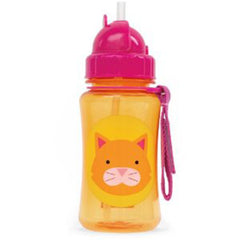 Skip Hop Zoo Straw Bottle  - Belly Laughs - A Children's & Maternity Boutique - Canada - 10