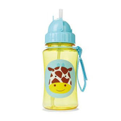 Skip Hop Zoo Straw Bottle  - Belly Laughs - A Children's & Maternity Boutique - Canada - 11