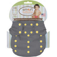 Finch, Smart Bottoms Smart One One Size Cloth Diaper, www.bellylaughs.ca