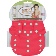 Juliet 3.1, Smart Bottoms Smart One One Size Cloth Diaper, www.bellylaughs.ca