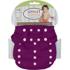 Mia, Smart Bottoms Smart One One Size Cloth Diaper, www.bellylaughs.ca